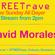 David Morales - STREETrave Easter Sunday image