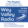 The Playlist Wey Valley Radio 15 February 2021 image