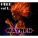 FIRE Vol 1 - Best Of Hard & Uplifting Trance - Mixed By MAYREN image