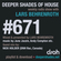 Deeper Shades Of House #671 w/ exclusive guest mix by NICK HOLDER image