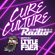 CURE CULTURE RADIO -OCTOBER 16TH 2020 (JUST MUSIC) image