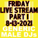 (Mostly) 80s & New Wave Happy Hour (Part 1) - Generic Male DJs - 8-13-2021 image
