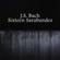 J.S. Bach Sixteen Sarabandes image