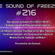 Joe Cormack presents The Sound of Freezer #216 image