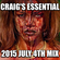Craig's Essential 2015 July 4th Mix image