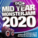 Mid Year Monsterjam 2020 (Mixed By Keith Mann) image