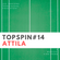 Topspin #14 - Explosive Musical Ping Pong with Attila image