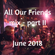 All Our Friends, 30 June 2018, part II image