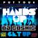 DJ Cosmic - Get Up MF (Put Your Hands Up!) image