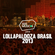 PARA LOLLAPALOOZA BRASIL 2013 image