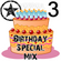 Birthday Special Mix 2011 vol. 3 image