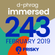 d-phrag - Immersed 243 (February 2019) image
