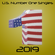 US Number One Singles of 2019 image