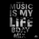 MUSIC IS MY LIFE - Part 38 (Special Bday Mix Edition) image