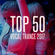 PARADISE - TOP 50 VOCAL TRANCE 2017 image