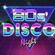 Disco Nights - DJ RCI & Dean - 80s Aqua Net Set Club Classics Mix CD image