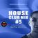 HOUSE CLUB MIX #5 - by MATTIA MUSELLA image