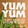 YUM YUM Freiburg Mixtape 2015 by Funk Messiah image