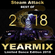 YEARMIX 2018 - The best of 2018 - Steam Attack Deep House Mix Vol. 33 image