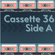 Cassette 36 Side A image