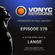 Paul van Dyk's VONYC Sessions 378 - Lange image