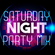 Saturday night party mix image