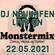 Live on MonsterMix.dk - 22.05.2021 image