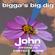 BiggaBush : Bigga's Big Dig - John, I'm Only Trying To Contact Aliens image