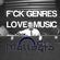 F*CK GENRES, LOVE MUSIC 1 - MALLEGRO image