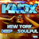 Knox New York Deep & Soulful Mixshow #105 - Knox (Mon 7 Jan 2019) image