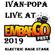 Ivan-Popa live@Embargo fest 2019 Electric base stage image