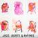 Jazz, beats & rhymes - Scare Them With Ya Jazz image