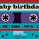 gaby birthday : 09h - 17h image