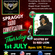 Dominican Reggae Artist SPRAGGY in conversation with DJ Red Lion-1st July 2021 image