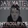 Dark Matter 005 GUEST MIX HYROGLIFICS BASSPORT FM Saturday's 9pm uk image