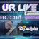 UR LIVE Midnight Mix (Victory 91.5 FM) S6 2019-Dec-13 image