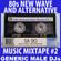 80s New Wave / Alternative Songs Mixtape Volume 2 image