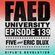 FAED University Episode 139 with Five And Eric Dlux image