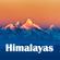 Himalayas image