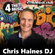 Chris Haines - 4 The Music & NuestraCasaRadio collab - Seriously slippery Soulful House image