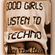 GOOD GIRLS LISTEN TO TECHNO by Frau Hase image