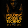 MELODIC HOUSE & TECHNO MIX SET BY DJSAMU image