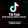 TikTok - 2021 Dance Music SONGS and TRENDS image