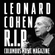 HONORING LEONARD COHEN - COLUMBUS MUSIC MAGAZINE STAFF FAVORITE SONGS image