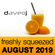 Freshly Squeezed - August 2019 image
