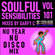 Soulful Sensibilities Vol. 101 - NU YEAR NU DISCO MIX image