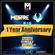 MREC'S 1 YEAR ANNIVERSARY SHOW WITH MESTRE & DJ DOVE B2B EPISODE 46 (4.25.21) image