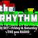 The 90's Radio Show - 1992 part 4 - The Rhythm #013 (06/06/2015) image