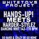 Whitetoys Project  - Hands-Up! Meets Harder-Stylez (Dancing Whit 143-170 BPM) image
