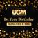 Aglaia Rave-UGM 1st Year Birthday Mix [Apr 2019 vk.com/ugmclub] image